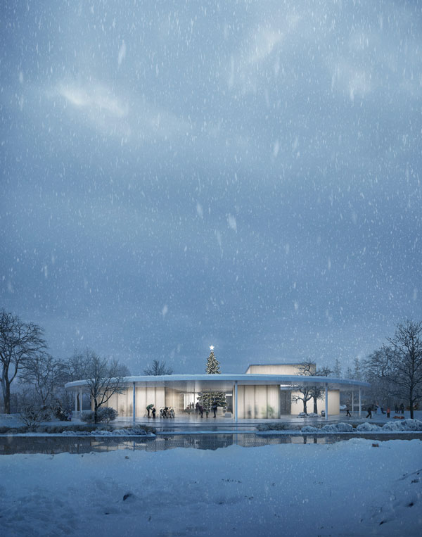 GFC architecture - Happy holidays!