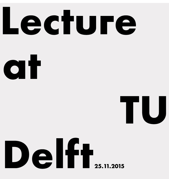 GFC architecture - Lecture at TUDelft