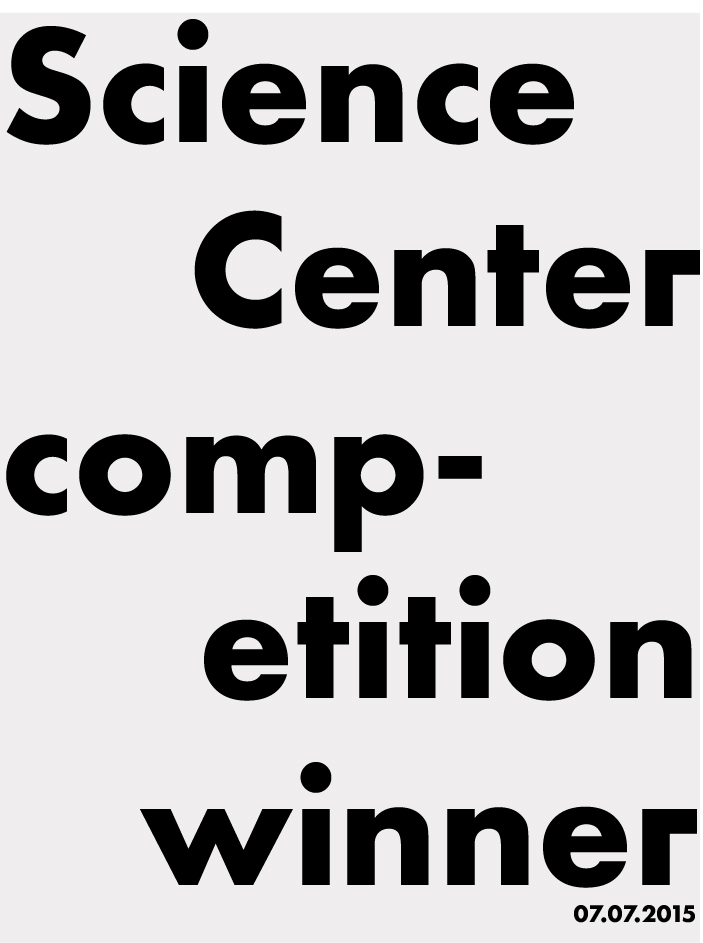 GFC architecture - scince center 1st prize