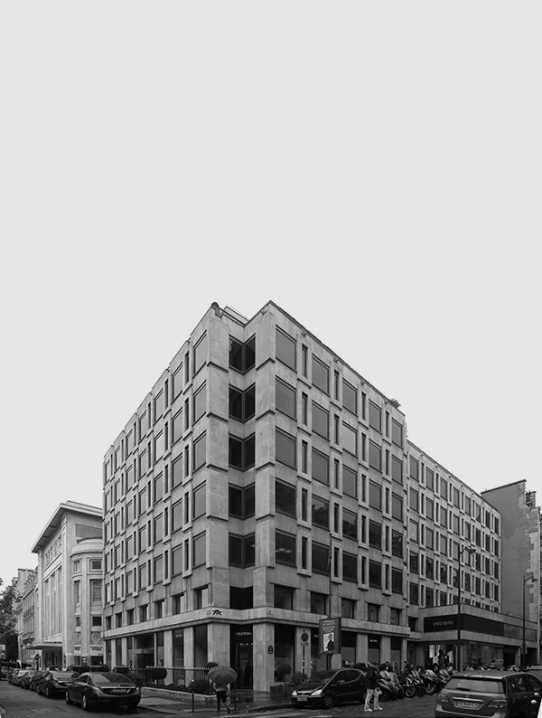 GFC architecture - Faisability study for the renewal of an office building in Paris